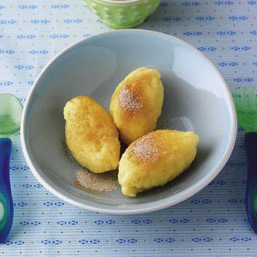 Süße Grießklöße Rezept | Küchengötter