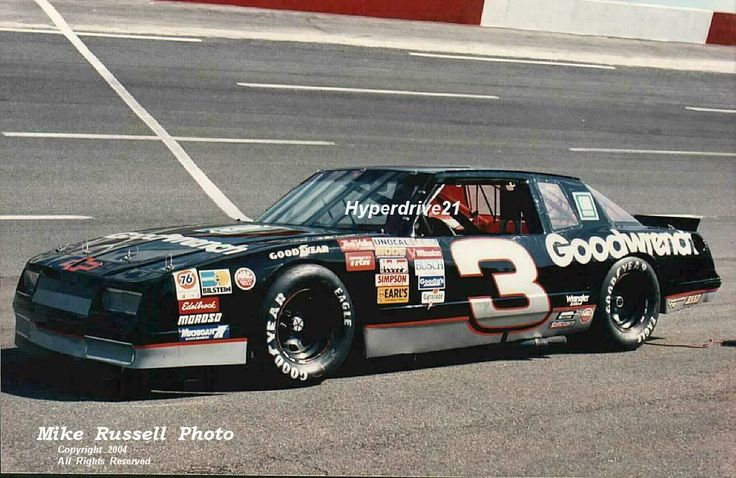 dale earnhardt 1989   All the Monte Carlo SS from Dale Earnhardt 1986 to 1989.