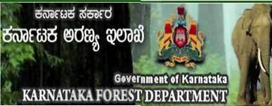 KARNATAKA FOREST DEPARTMENT RECRUITMENT - GOVT JOBS IN BANGLORE - JOBS IN KARNATAKA - KARNATAKA JOBS -