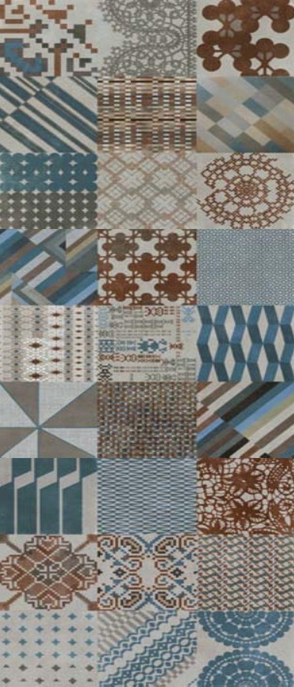 Напольная плитка: Плитка Mutina Ceramiche Azulej PUACM02 Comb Grigio, Цена: 3443.00 грн. (код товара: 242624) Интернет-магазин Saten