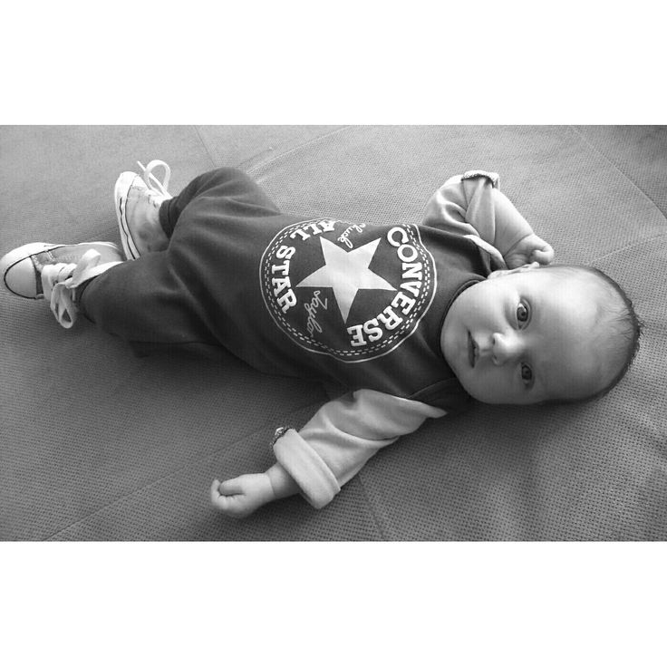 Converse All Star Baby Baby fashion