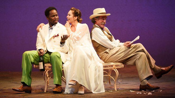 0071_Harold Perrineau, Diane Lane, John Glover in The Cherry Orchard_Credit Joan Marcus 2016.