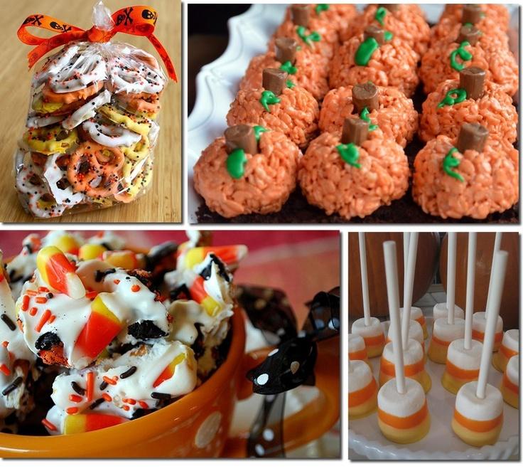 Halloween treatsDipped Marshmallows, Cute Halloween, Dips Marshmallows, Candy Corn, Candies Corn, Fall Treats, Halloweentreats, Halloween Treats, Halloween Ideas