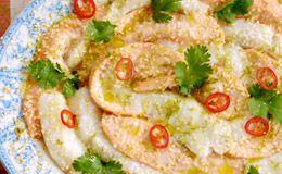 Salmão e peixe branco ao forno preparados ao estilo asiático: confira a receita do chef Jamie Oliver.