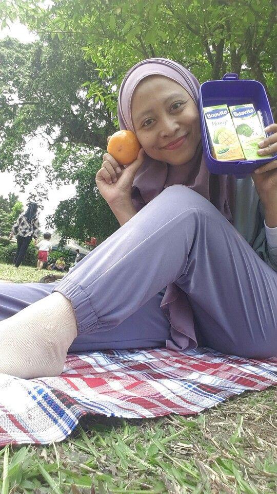 Piknik seru..