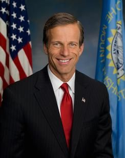 John Thune. U.S. Senator (R) South Dakota.