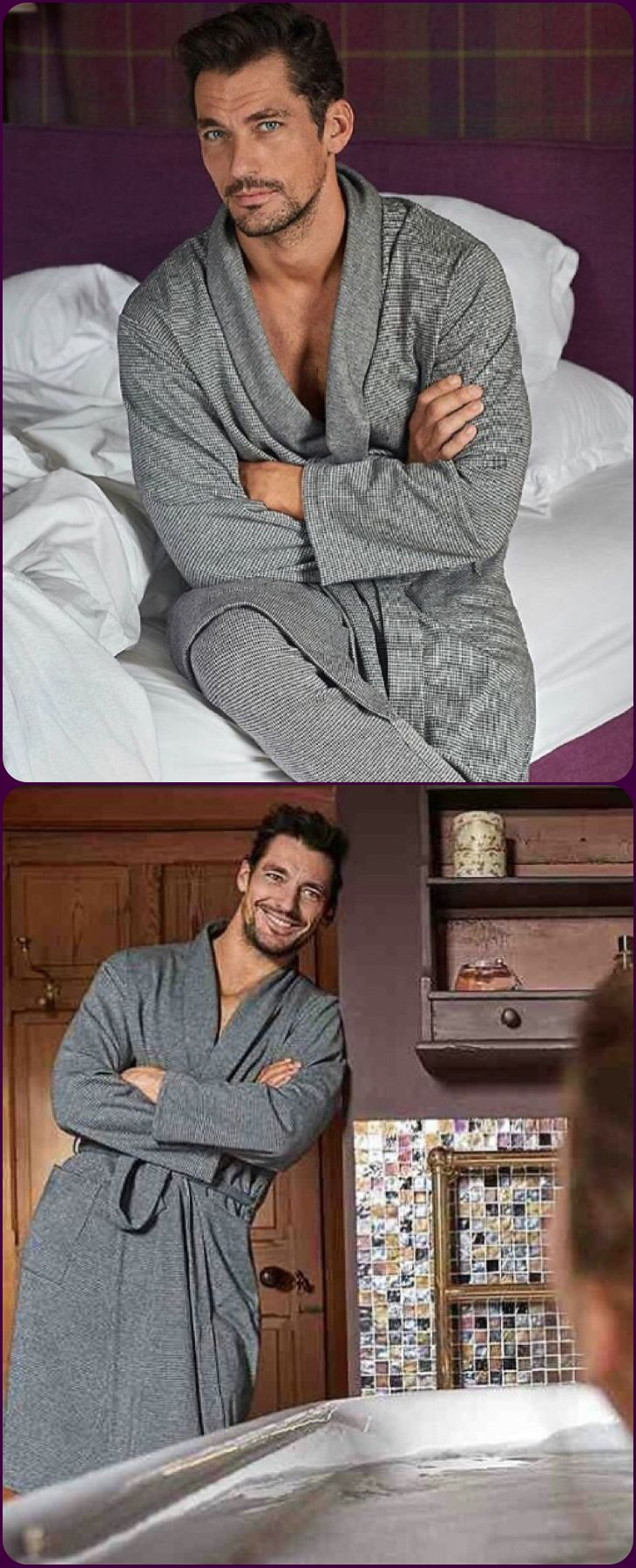 David Gandy, Men's Fashion, Male Model, Good Looking, Beautiful Man, Guy, Handsome, Hot, Sexy, Eye Candy, Muscle, Abs, Six Pack デイビッド・ガンディ メンズファッション 男性モデル