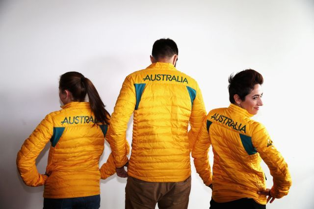 2014 Winter Olympics Australia Athletes PICTURES PHOTOS and IMAGES