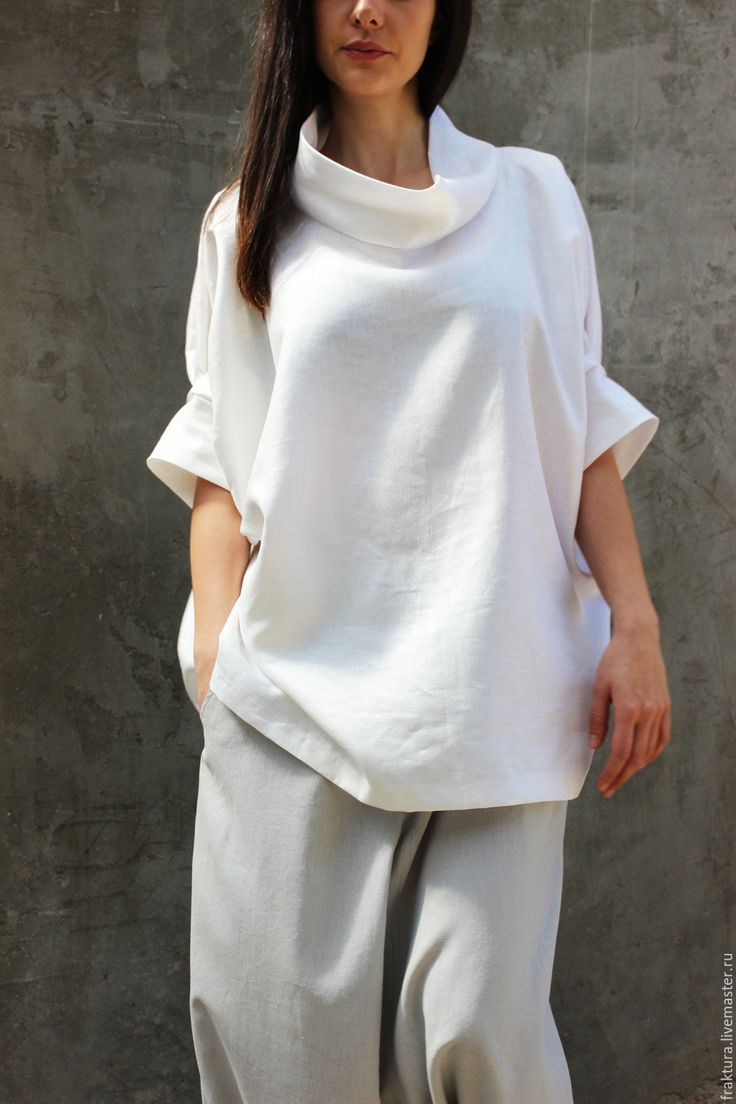 """Купить Кофточка """" Linen Dreams"""" B0063 - туника, туника для девочки, дизайнерская одежда"""