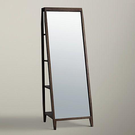 Buy John Lewis Asuka Freestanding Mirror Online at johnlewis.com