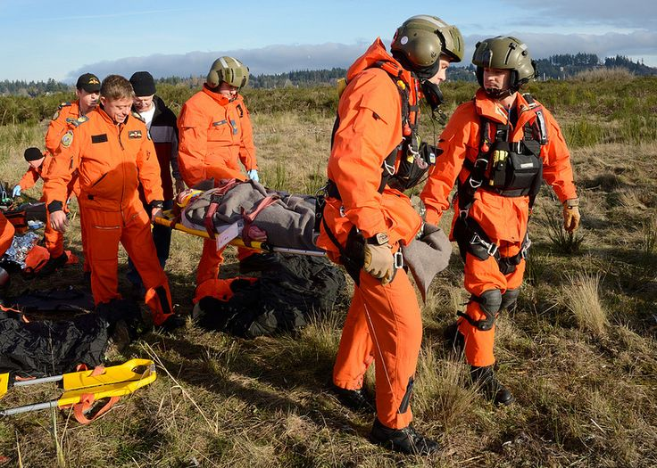 Canadian Forces Search and Rescue CFSSAR Medical
