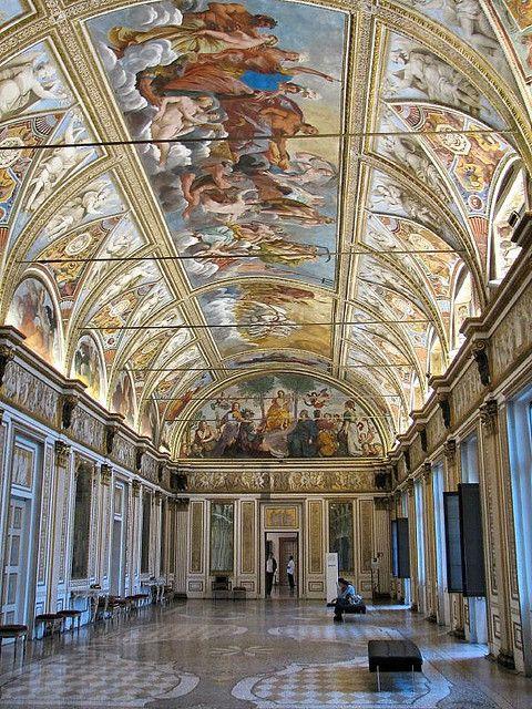Palazzo Ducale Mantova, Italie
