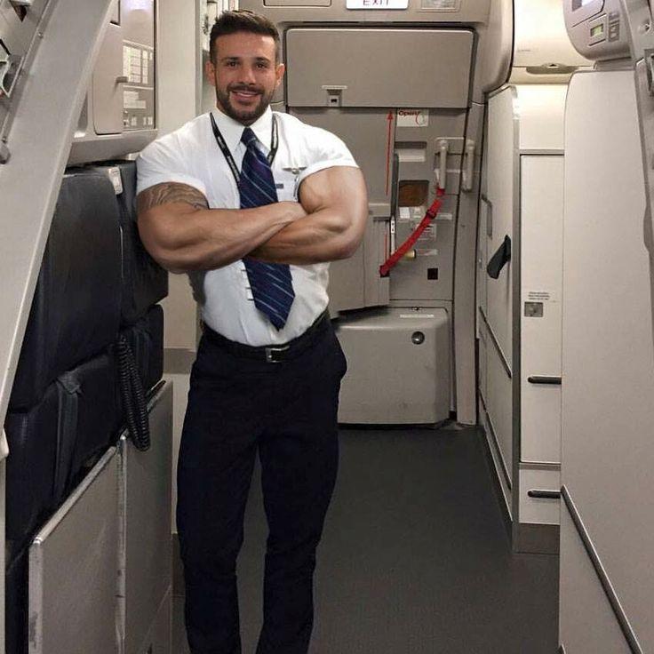 Hot Flight Attendant Porn