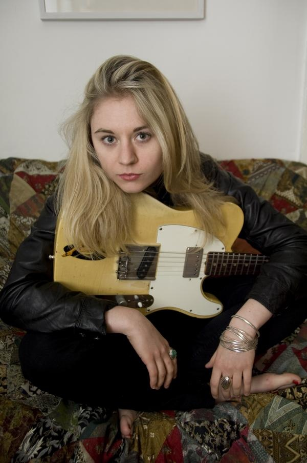 Joanne Shaw Taylor - this innocent young lady plays the holy hell out her Telecaster, and sings with a grit and wisdom far beyond her tender years.
