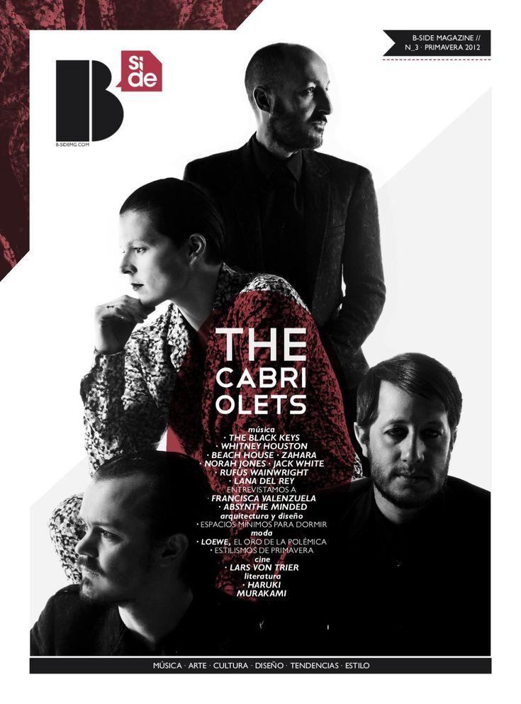 B-side Magazine Issue #3