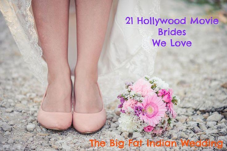 21 Hollywood brides we love