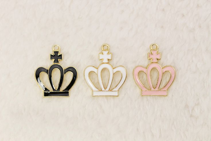 Find More Charms Information about 20pcs/lot diy fashion Enamel jewelry charms for women 2015 Crown Gold Plated floating charm Bracelet/necklace Accessories,High Quality jewelry necklace charms,China charm gun Suppliers, Cheap charm from Fashion MY life on Aliexpress.com