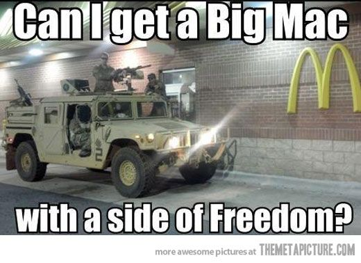 We Call Them Freedom Fries