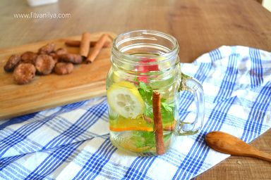 flavored water/ aromalı su