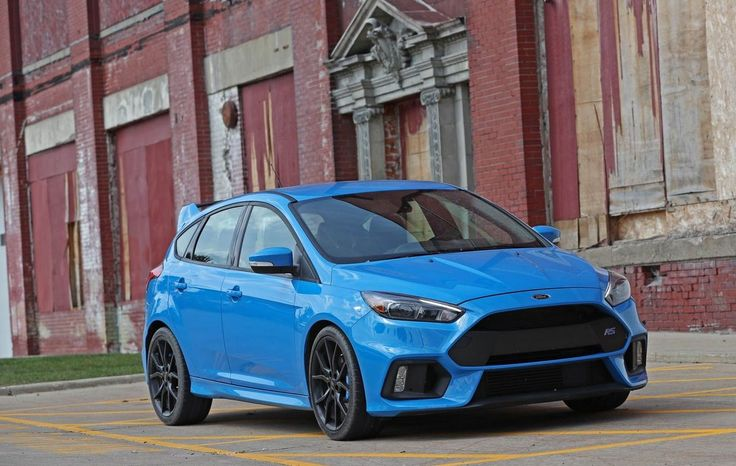 2018 Ford Focus RS Specs Redesign Reviews