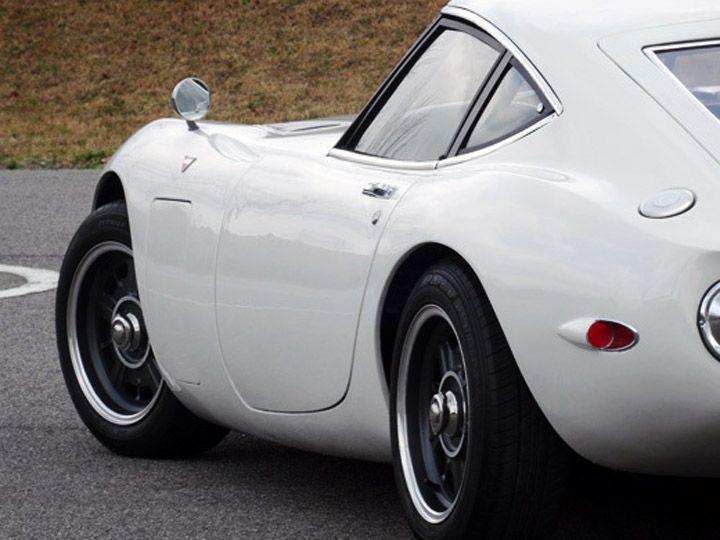 Toyota 2000 GT 1967~1970