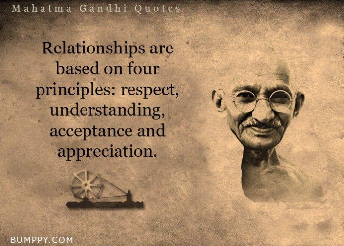 Mahatma Gandhi Relationship Quotes Gandhi Quotes Gandhi Quotes Life Gandhi Quotes Inspiration