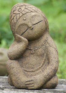 PSL-Three-family-Ksitigarbha-Handmade-statue-buddha-jizo