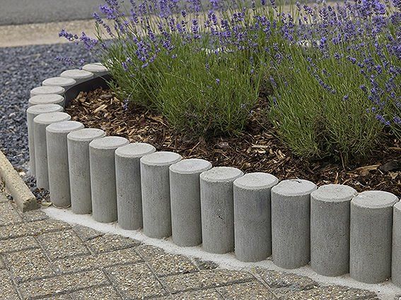 25 best ideas about bordure beton on pinterest bordure for Bordure jardin beton