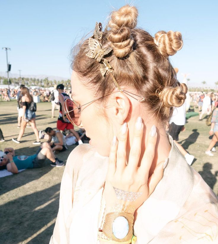 13 Of The Best Hair And Beauty Trends At Coachella 2017