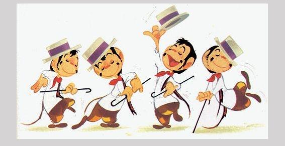 Cantinflas por los Dibujantes Moro