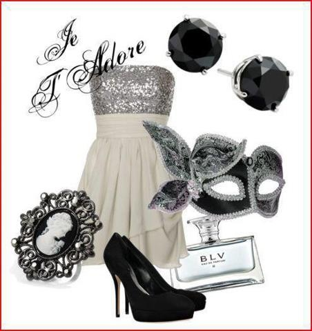perfect for a masquerade party If not peacock style then I will wear something like this for the girls' quince