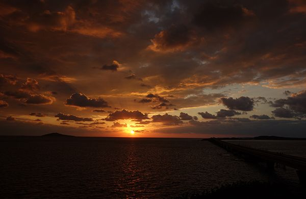 年越しは沖縄で :: 愛知県岡崎市・幸田町のホームページ制作 C-designoffice