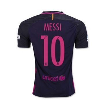 Camiseta MESSI Barcelona lejos 2017