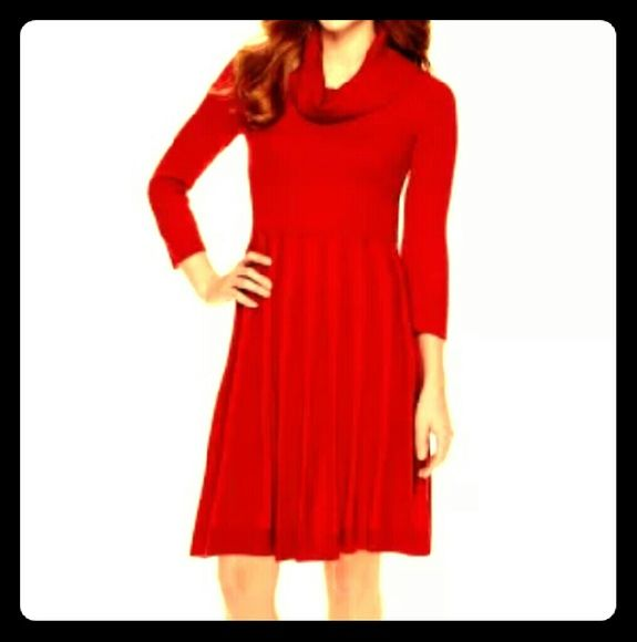 Shop Women's Liz Claiborne Red size L Dresses at a discounted price at Poshmark. Description: Gorgeous brand new never worn Liz Claiborne turtleneck sweater dress great stretch super comfy the color is rumba red. Sold by tyeshia19. Fast delivery, full service customer support.