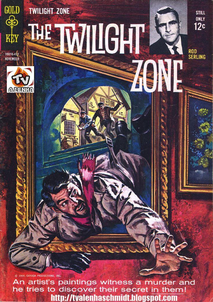 ALÉM DA IMAGINAÇÃO (THE TWILIGHT ZONE) Nº 09 Classic Comic