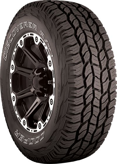 Cooper Tire & Rubber Company - Discoverer A/T3™ want to get some of these for my vehicle