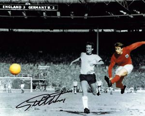Sir Geoff Hurst signed full colour print It's All Over. . http://www.champions-league.today/sir-geoff-hurst-signed-full-colour-print-its-all-over/.  #Geoff Hurst