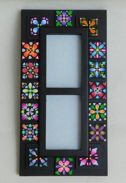 Flowertown Originals: Inchie Frame