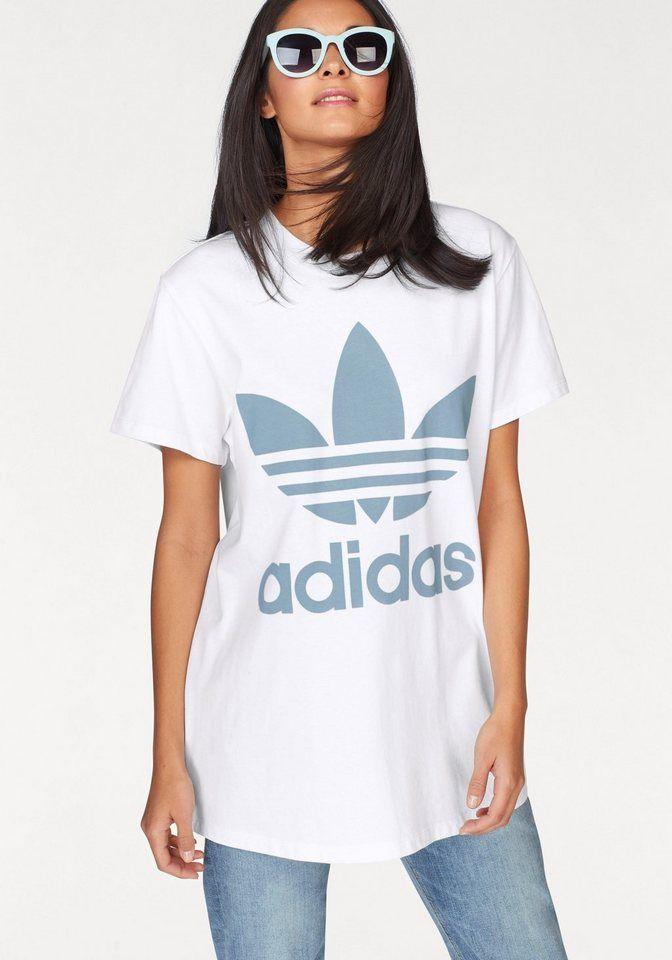 Adidas big Adidas Shirt Originals Trefoil Tee T rqUBxrHwT
