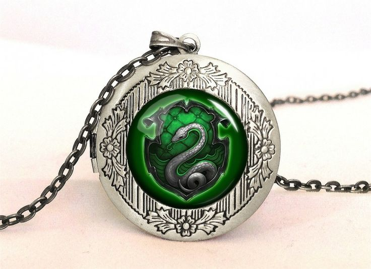 Slytherin Locket, 0340LPOS from EgginEgg by DaWanda.com
