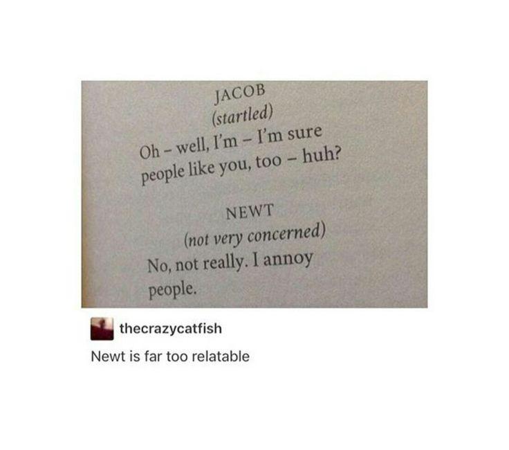 Same, Newt