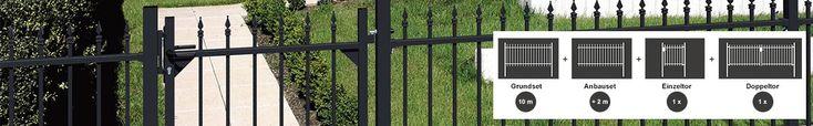 Gartenzäune bequem von zu Hause aus vergleichen ✓ Zäune & Mauern online reservieren und im OBI Markt abholen ✓ Jetzt ausprobieren!