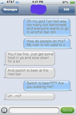 15 Drunk Texts That Could Only Happen In Wisconsin