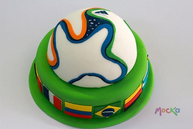 pastel futbol - Buscar con Google