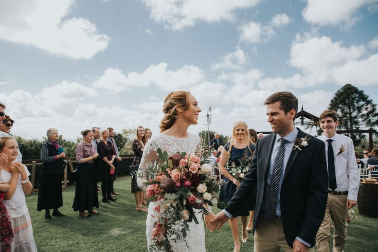 Hayley + Cameron // Wedding Photography, Flaxton Gardens, Sunshine Coast