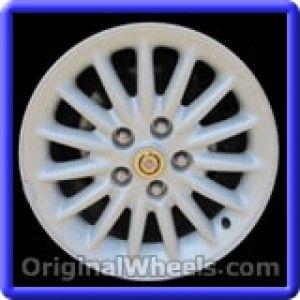 Chrysler 300M 1999 Wheels & Rims Hollander #2091A  #Chrysler #300 #Chrysler300M #1999 #Wheels #Rims #Stock #Factory #Original #OEM #OE #Steel #Alloy #Used