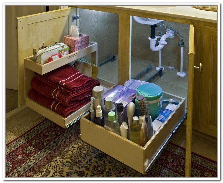 Best 25 Bathroom Sink Storage Ideas On Pinterest Bathroom Sink Organization Under Bathroom