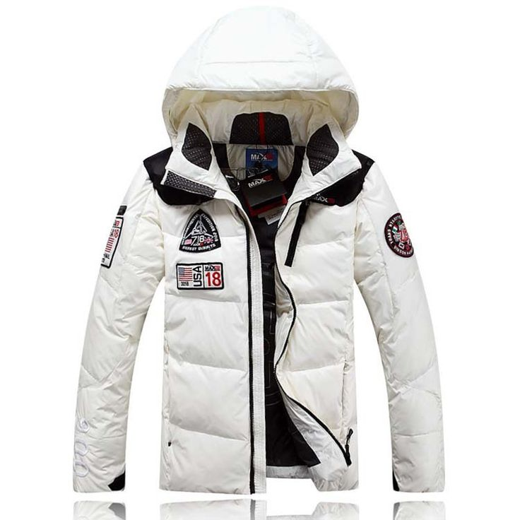 >> Click to Buy << Hot new 2016 winter men's Coat luxury thickened Down jacket white goose down jacket thermal men Hot Sell  jacket #Affiliate
