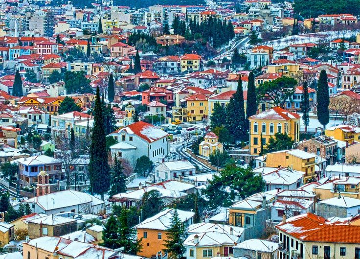 Xanthi old town by Sotis G on 500px