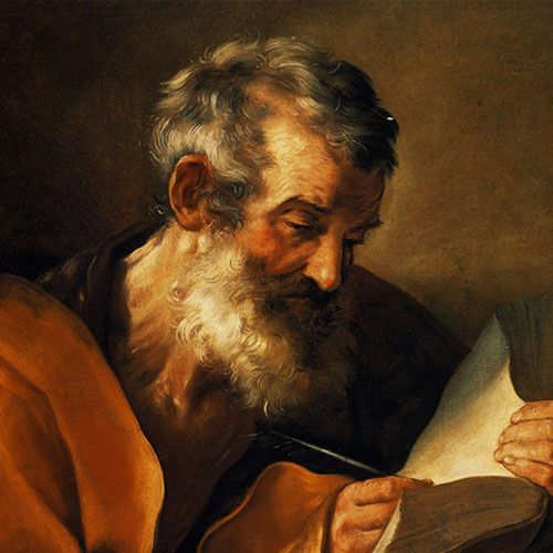 Lessons from Saint Mark the Evangelist
